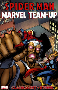 Cover Thumbnail for Spider-Man: Marvel Team-Up by Claremont & Byrne (Marvel, 2011 series)