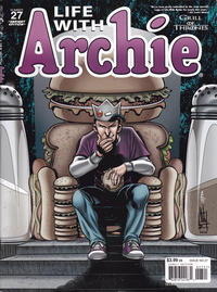 Cover Thumbnail for Life with Archie (Archie, 2010 series) #27 [Jughead Variant]