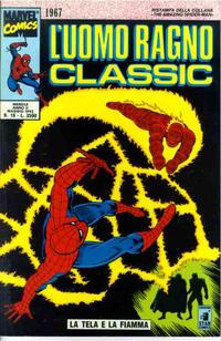 Cover Thumbnail for L'Uomo Ragno Classic (Edizioni Star Comics, 1991 series) #16