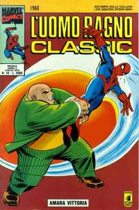 Cover Thumbnail for L'Uomo Ragno Classic (Edizioni Star Comics, 1991 series) #18