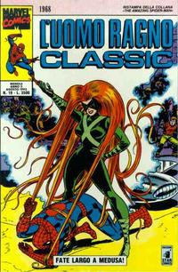 Cover Thumbnail for L'Uomo Ragno Classic (Edizioni Star Comics, 1991 series) #19