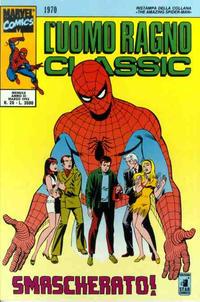 Cover Thumbnail for L'Uomo Ragno Classic (Edizioni Star Comics, 1991 series) #26