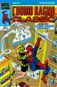 Cover Thumbnail for L'Uomo Ragno Classic (Edizioni Star Comics, 1991 series) #27