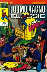 Cover Thumbnail for L'Uomo Ragno Classic (Edizioni Star Comics, 1991 series) #28