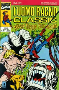 Cover Thumbnail for L'Uomo Ragno Classic (Edizioni Star Comics, 1991 series) #30