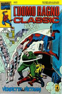 Cover Thumbnail for L'Uomo Ragno Classic (Edizioni Star Comics, 1991 series) #31