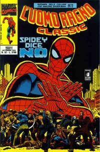 Cover Thumbnail for L'Uomo Ragno Classic (Edizioni Star Comics, 1991 series) #32