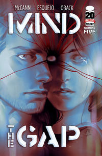 Cover Thumbnail for Mind the Gap (Image, 2012 series) #5 [Variant Cover by Jo Chen]