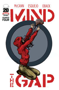Cover Thumbnail for Mind the Gap (Image, 2012 series) #4 [Variant Cover by Lynell Ingram]