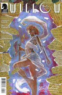 Cover Thumbnail for Willow (Dark Horse, 2012 series) #4 [David Mack Cover]
