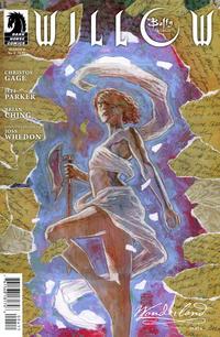 Cover Thumbnail for Willow (Dark Horse, 2012 series) #4 [David Mack Cover]