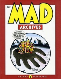 Cover Thumbnail for The Mad Archives (DC, 2002 series) #3