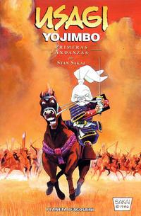Cover Thumbnail for Usagi Yojimbo (Planeta DeAgostini, 1998 series) #[1] - Primeras Andanzas