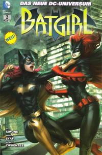 Cover Thumbnail for Batgirl (Panini Deutschland, 2012 series) #2 - Knightfalls Rache