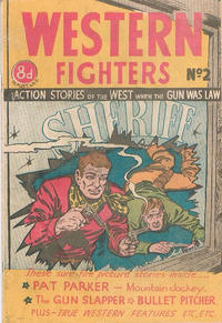 Cover Thumbnail for Western Fighters (Horwitz, 1950 ? series) #2