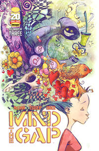 Cover Thumbnail for Mind the Gap (Image, 2012 series) #3 [Variant Cover by Skottie Young]