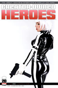 Cover Thumbnail for Creator-Owned Heroes (Image, 2012 series) #1 [Cover B]