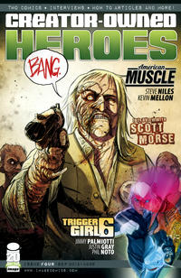 Cover Thumbnail for Creator-Owned Heroes (Image, 2012 series) #4 [Cover A]