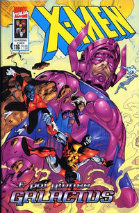 Cover Thumbnail for Gli Incredibili X-Men (Marvel Italia, 1994 series) #116