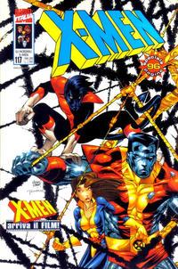Cover Thumbnail for Gli Incredibili X-Men (Marvel Italia, 1994 series) #117