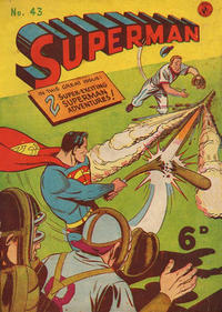 Cover Thumbnail for Superman (K. G. Murray, 1947 series) #43