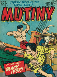 Cover Thumbnail for Mutiny (Magazine Management, 1955 series) #1