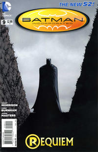 Cover Thumbnail for Batman Incorporated (DC, 2012 series) #9