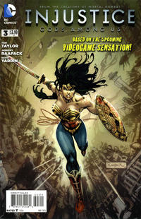 Cover Thumbnail for Injustice: Gods Among Us (DC, 2013 series) #3