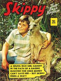 Cover Thumbnail for Skippy the Bush Kangaroo (Magazine Management, 1970 series) #24066