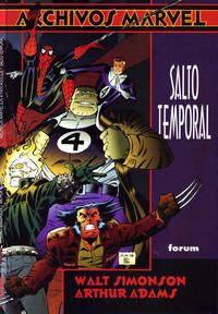 Cover Thumbnail for Archivos Marvel (Planeta DeAgostini, 1997 series) #2 - Los 4 Fantásticos: Salto Temporal