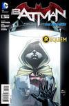 Cover Thumbnail for Batman (2011 series) #18 [Andy Kubert Cover]