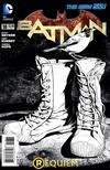 Cover Thumbnail for Batman (2011 series) #18 [Greg Capullo Black & White Cover]