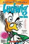 Cover for Äntligen tillbaka! (Egmont, 2000 series) #[3] - Ludvig von Anka