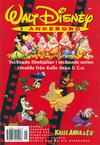 Cover for Äntligen tillbaka! (Egmont, 2000 series) #[7] - Walt Disney i Ankeborg
