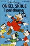 Cover for Donald Pocket (Hjemmet / Egmont, 1968 series) #15 - Onkel Skrue i perlehumør [1. opplag]
