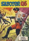 Cover for Sabotør Q5 (Serieforlaget / Se-Bladene / Stabenfeldt, 1971 series) #5/1976