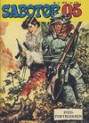 Cover for Sabotør Q5 (Serieforlaget / Se-Bladene / Stabenfeldt, 1971 series) #11/1976