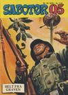 Cover for Sabotør Q5 (Serieforlaget / Se-Bladene / Stabenfeldt, 1971 series) #10/1976