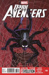 Cover for Dark Avengers (Marvel, 2012 series) #188