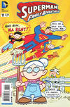 Cover for Superman Family Adventures (DC, 2012 series) #11 [Direct Sales]