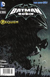 Cover for Batman and Robin (DC, 2011 series) #18 [Newsstand Edition]