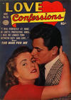 Cover for Love Confessions (Quality Comics, 1949 series) #20