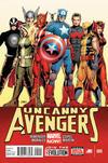 Cover for Uncanny Avengers (Marvel, 2012 series) #5