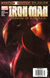 Cover for The Invincible Iron Man (Marvel, 2007 series) #27 [Newsstand Edition]