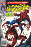 Cover Thumbnail for The Amazing Spider-Man (1963 series) #361 [Australian Price Variant]
