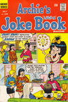 Cover for Archie's Joke Book Magazine (Archie, 1953 series) #138