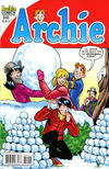 Cover for Archie (Archie, 1959 series) #640