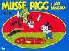 Cover for Musse Pigg & Jan Långben [julalbum] (Semic, 1972 series) #1978