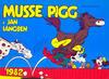 Cover for Musse Pigg & Jan Långben [julalbum] (Semic, 1972 series) #1982