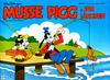 Cover for Musse Pigg & Jan Långben [julalbum] (Semic, 1972 series) #[1987]